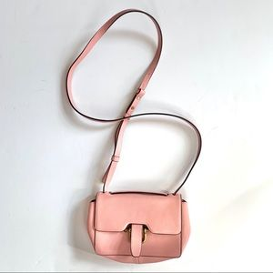 J.Crew Light Pink Crossbody Purse New with Tags
